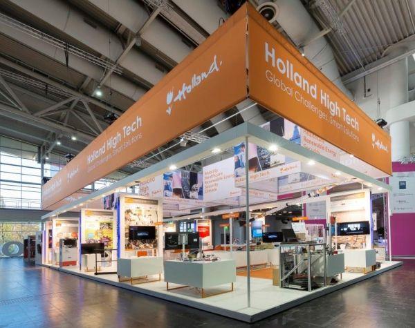 Nederland weer ruim vertegenwoordigd op Hannover Messe