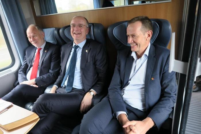 Ausbau der Schienenverbindung Amsterdam-Berlin?