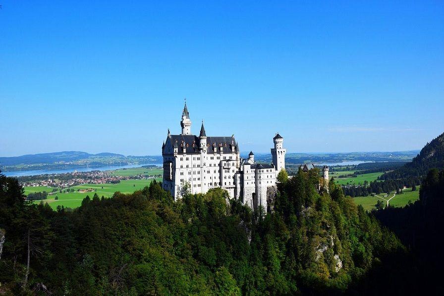 De 100 mooiste plekken van Duitsland