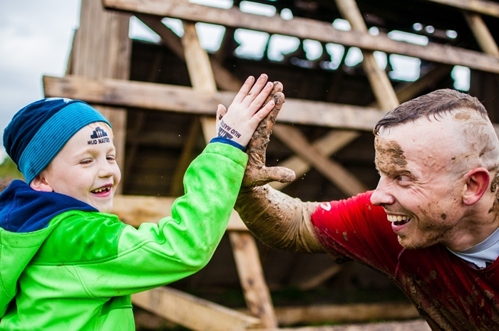 Mud Masters Obstacle Run im Burgers' Zoo
