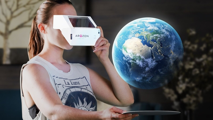 Start-up aus den Niederlanden entwickelt Augmented-Reality-Brille