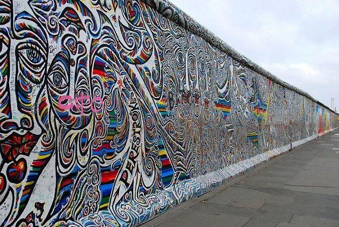 Berlijnse muur en Oktoberfest in top tien meest gefotografeerde attracties op Instagram