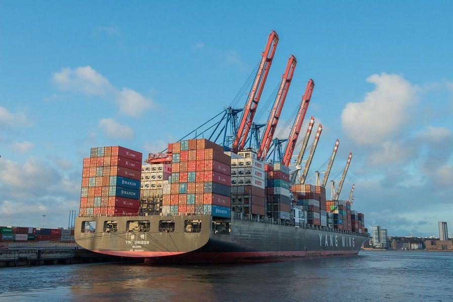 Duitse export blijft groeien