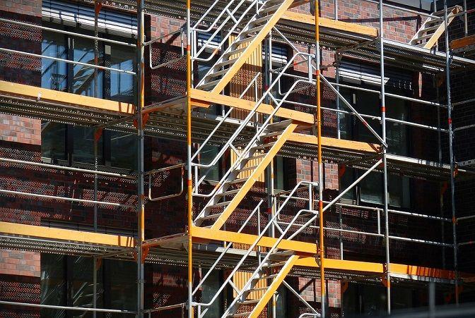 Forse groei nieuwbouwwoningen in Duitsland