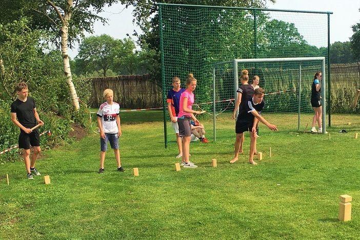 Duitse en Nederlandse leerlingen leren over en mét elkaar