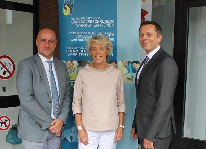 Grenzüberschreitende Arbeitsvermittlung der Agentur für Arbeit Krefeld