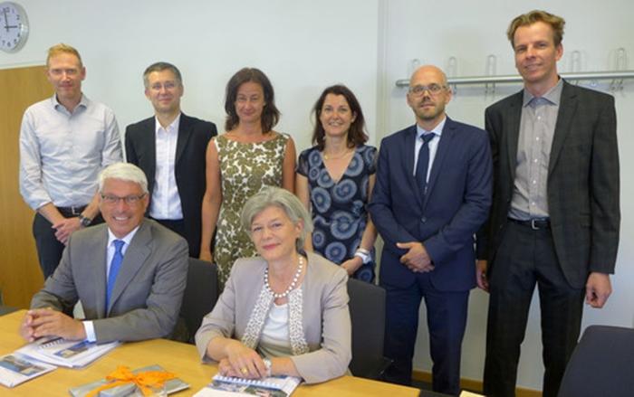 Niederländischer Generalkonsul in Passau zu Gast