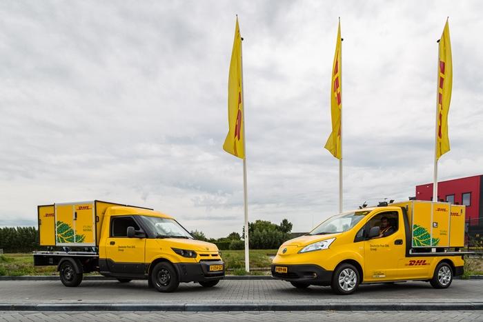 """DHL erweitert """"City-Hub-Konzept"""" in den Niederlanden"""