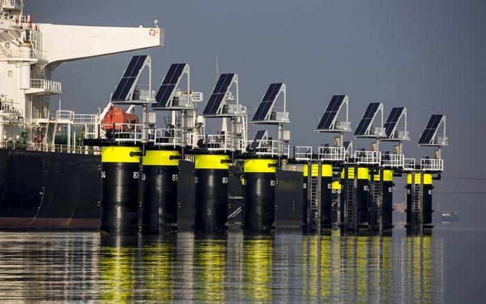 Hafen Rotterdam soll nachhaltiger werden