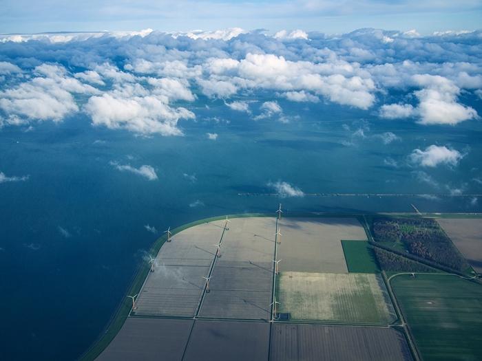 Flevoland – wie die größte künstliche Landfläche der Welt entstand