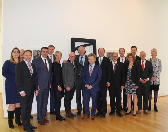 Münsterland und Niederlande wollen Kooperation fest verankern