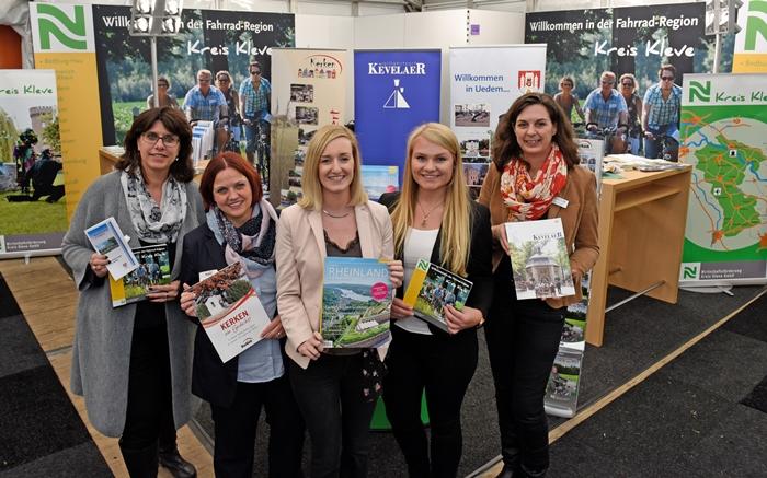 Niederländer freuen sich auf  ihren Besuch am Niederrhein