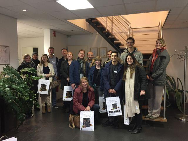Cross Border Talent: studenten aan de slag in de grensregio