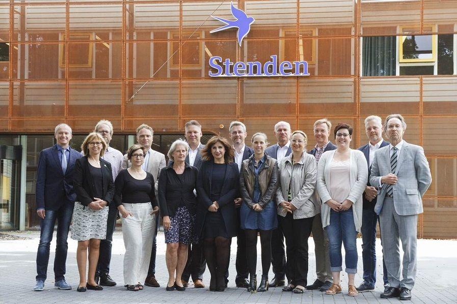 Het Rijnland Instituut in Europa en in de regio