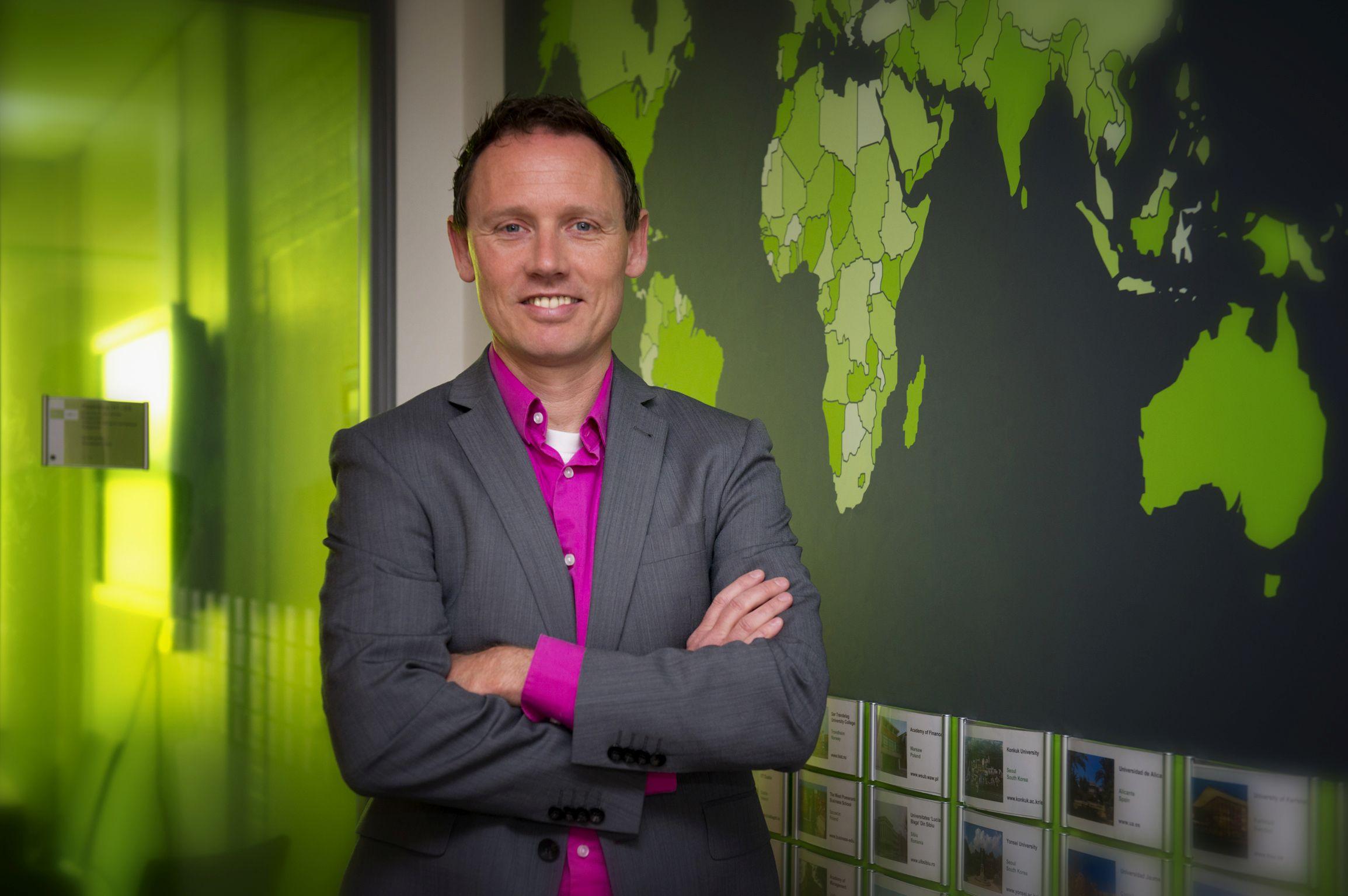 """Projectleider Cross Border Talent: """"Essentieel is het gevoel dat je ertoe doet in een bedrijf"""""""