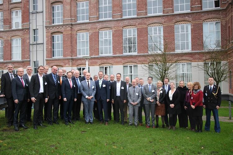 Deutsch-niederländische Bürgermeisterkonferenz in Gronau