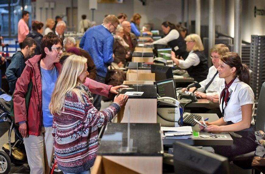 Airport Weeze rekent op 54.000 passagiers met kerst