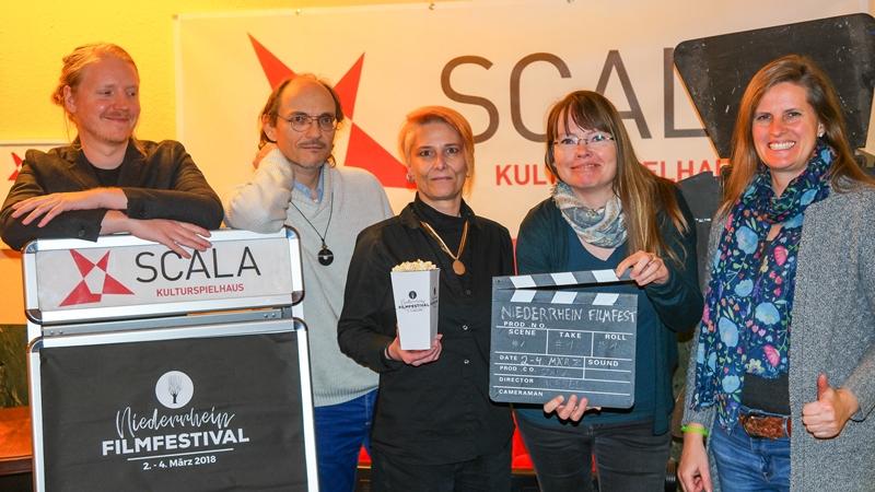 Niederrheinisches Filmfestival feiert Premiere