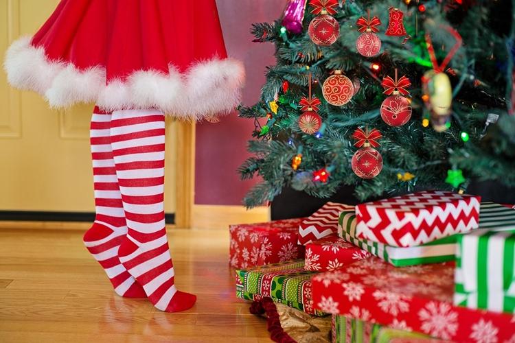 Weihnachten feiert man mit dem Herzen