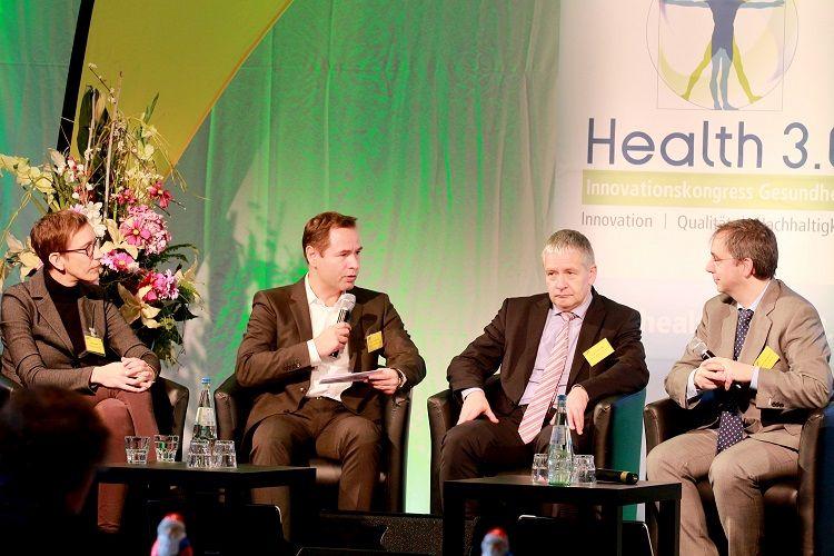 Health 4.0: gezondheidszorgcongres op 16 en 17 januari in Düsseldorf