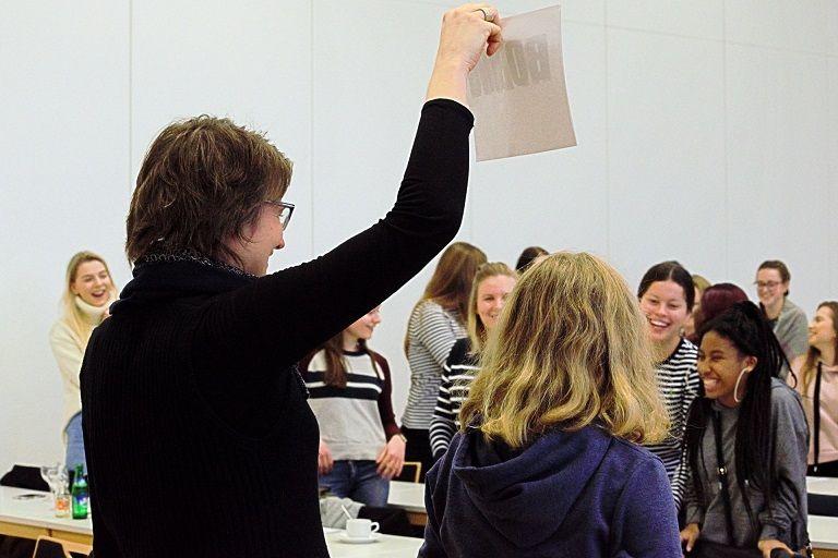 Noorderpoort over de grens: Nederlandse zorgstudenten voor zorgexcursie in Lingen