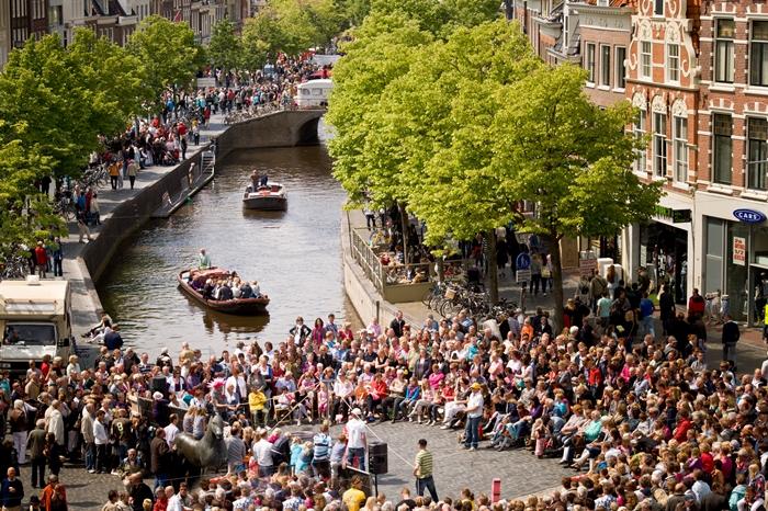 Leeuwarden diesjährige Kulturhauptstadt Europas