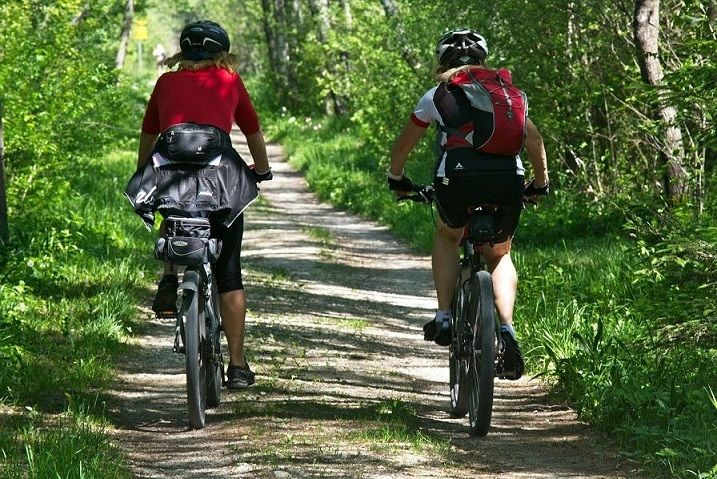 Grensoverschrijdende fiets- en wandelroutes in de Euregio Rijn-Waal
