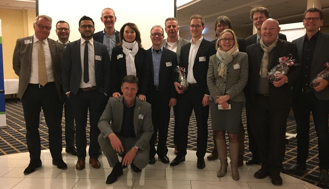Deutsch-Niederländisches Business Speed-Dating voller Erfolg