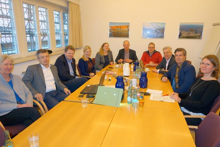 Niederländer hospitieren in Münsteraner Stadtverwaltung