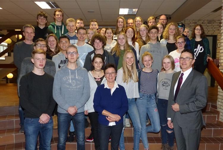 Niederländische Delegation besucht Kamp-Lintfort