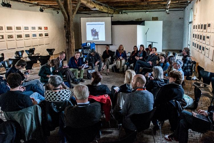 Großer Erfolg für das erste grenzüberschreitende Kunst- und Kulturbarcamp