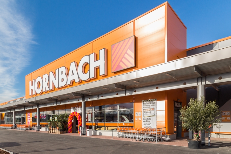 Hornbach treibt Niederlande-Expansion voran