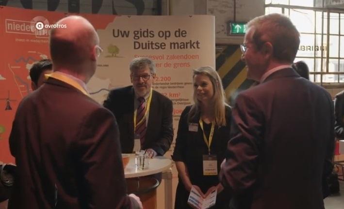 EenVandaag: gebrek aan Nederlands personeel met kennis van Duitse taal