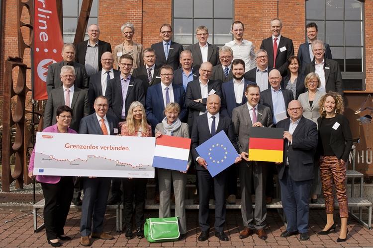 Deutsche und Niederländer wollen Wunderline gemeinsam realisieren