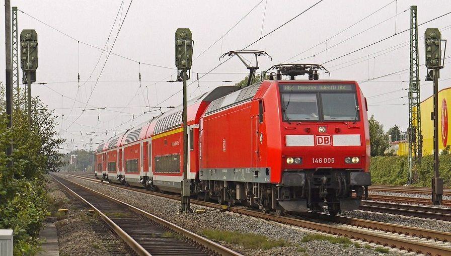 Arbeidsadvies in rijdende trein tussen Enschede en Münster