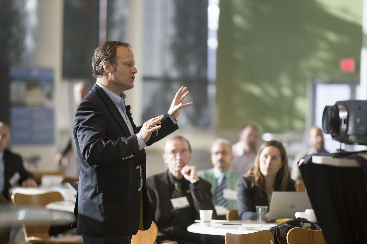 Blog: zo overtuig je met je presentatie je Duitse publiek