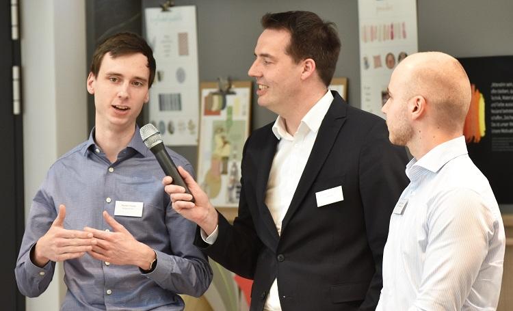 FH Münster presenteert initiatieven voor behoud van jonge talenten in de Euregio