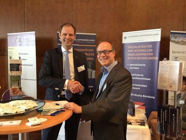 Ontmoet de juiste zakenpartner tijdens de Duits-Nederlandse Handelsdag in Papenburg
