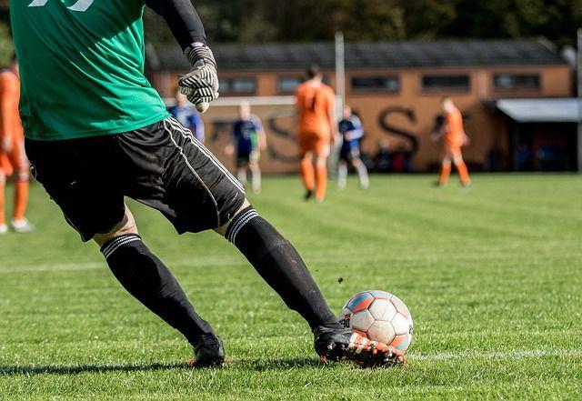 Voetbal als verbindende schakel voor zakelijke contacten over de grens