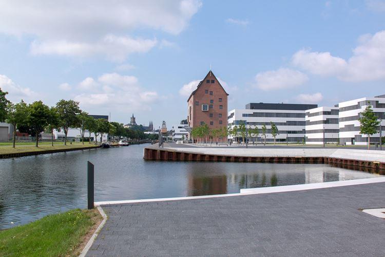Grenzüberschreitende Projektwoche an der Hochschule Rhein-Waal