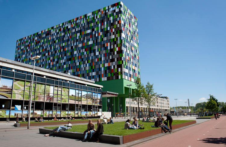 Utrecht Science Park der größte Wissenschaftspark der Niederlande
