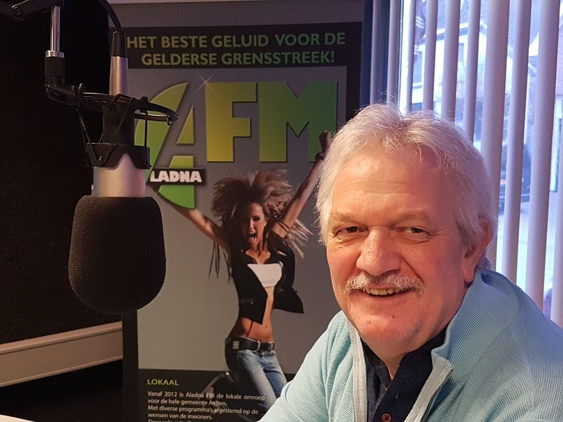 AFM: Achterhoeks radiostation met een Duits tintje