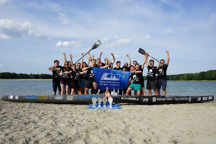 Leipziger Studenten in den Niederlanden erfolgreich