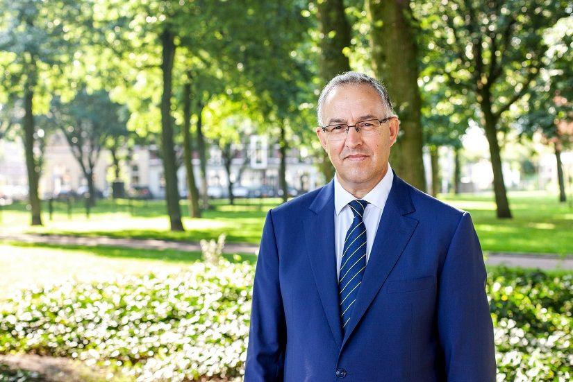 Burgemeester Aboutaleb op bezoek in Noordrijn-Westfalen