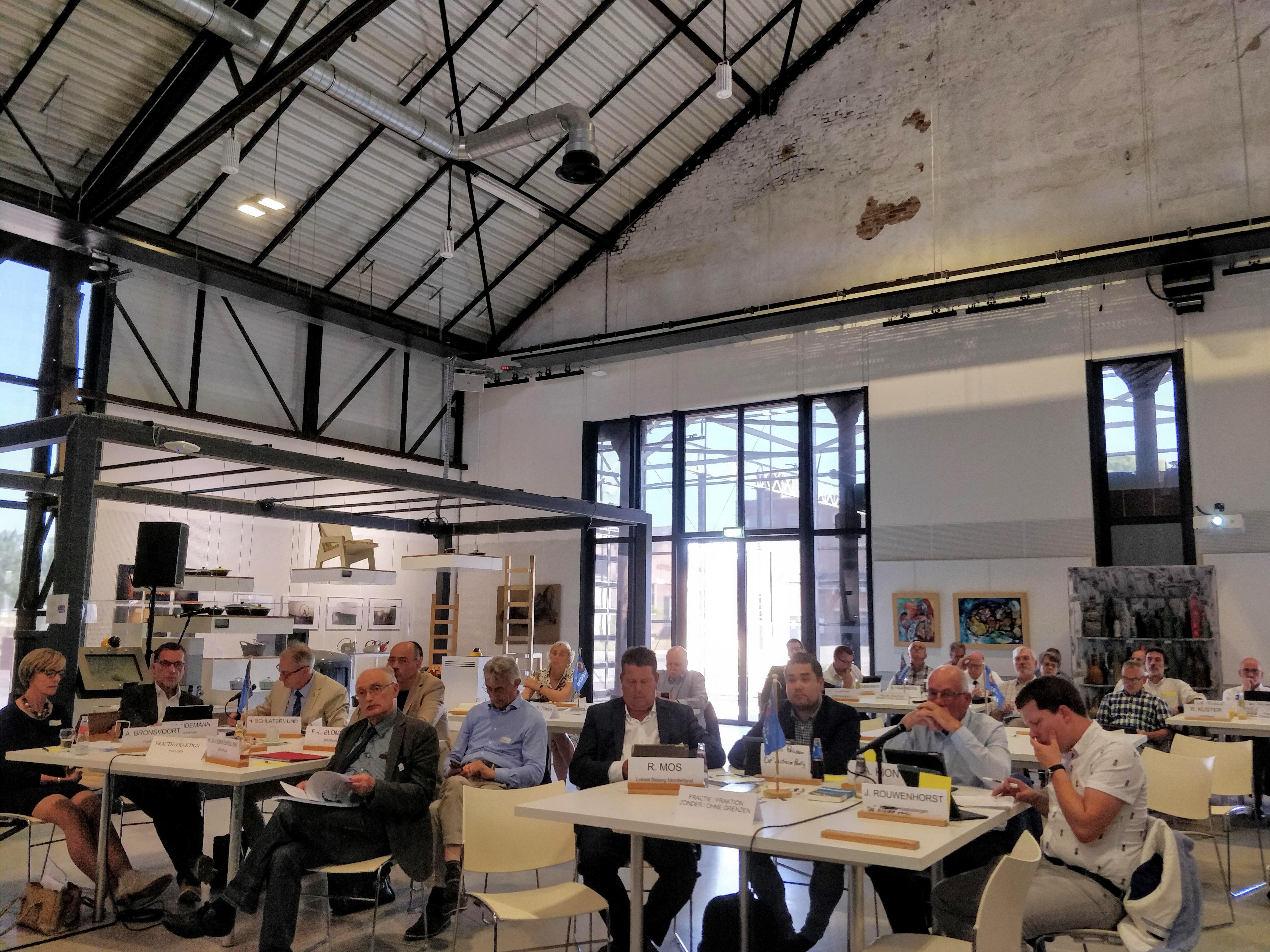 EUREGIO-Raad neemt resolutie aan voor toekomst van GrensInfoPunten