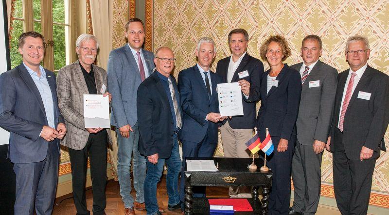 Steden en gemeenten zetten zich in voor betere spoorverbinding tussen Groningen en Bremen