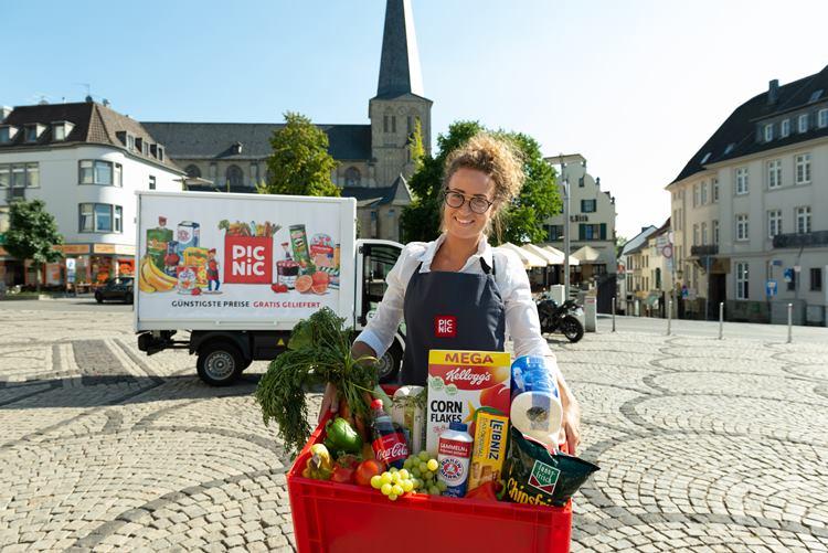 Niederländischer Online-Supermarkt Picnic expandiert