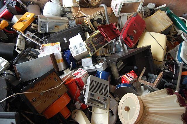 """""""Elektroschrott"""": nieuwe Duitse regels voor verwijdering oude apparaten"""
