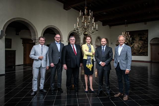 100.000+-steden Euregio Rijn-Waal werken samen aan duurzamere toekomst