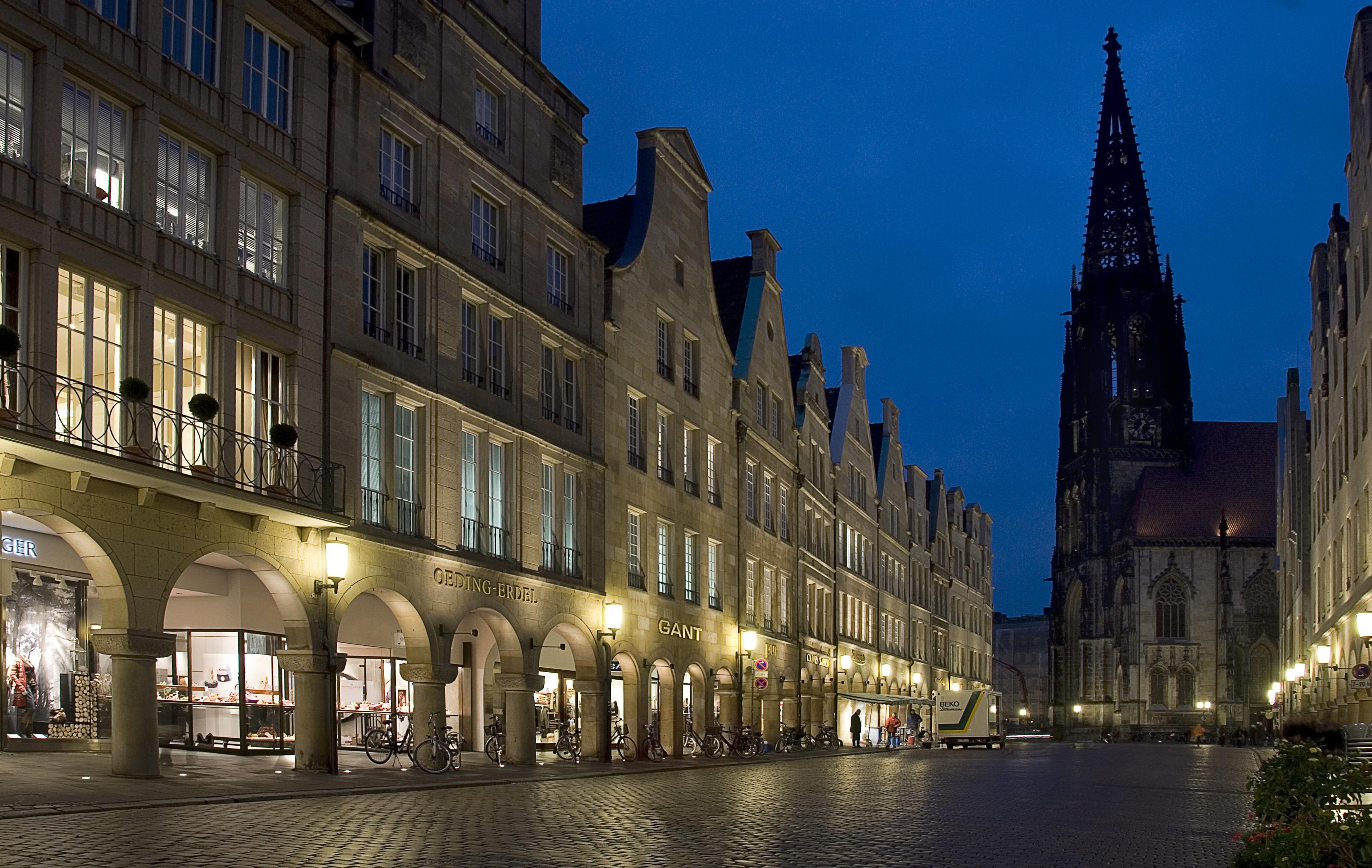Enschede en Münster: samen nieuwe culturele hoofdstad van Europa?